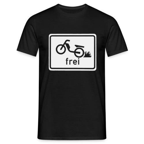 Radweg hooligans - Männer T-Shirt