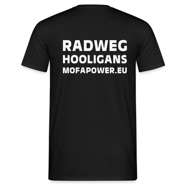 Radweg hooligans