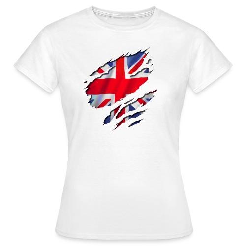 ladies England t-shirt - Women's T-Shirt