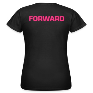 Standard T-Shirt Frauen Forward - Frauen T-Shirt