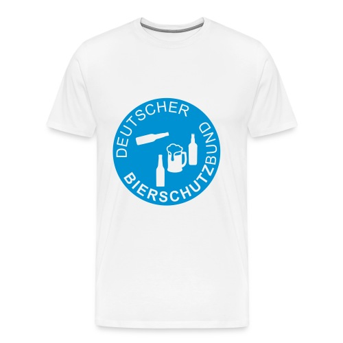 Deutscher Bierschutzbund - Männer Premium T-Shirt