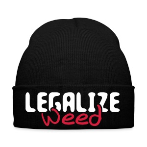 legalize weed  - Winter Hat