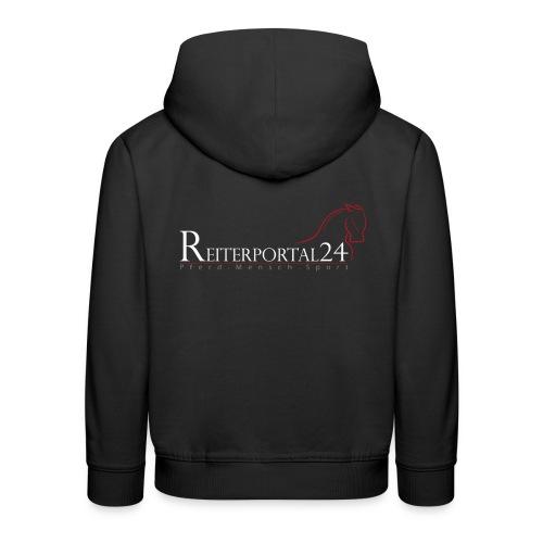 Reiterportal24 Kinder Kapuzenpullover - Kinder Premium Hoodie