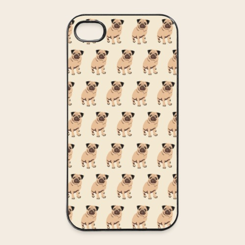 Mops iPhone 4 Hard Case - iPhone 4/4s Hard Case
