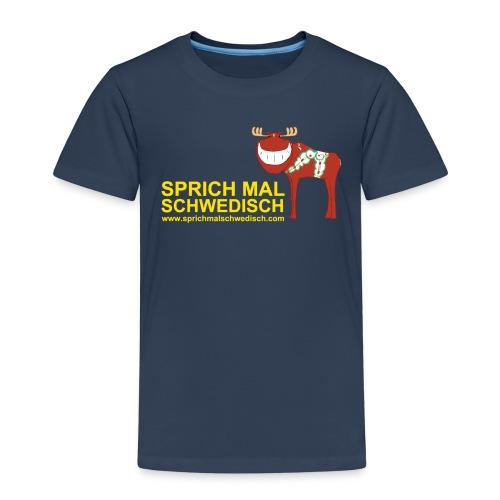 Kinder (Motiv Vorn) - Kinder Premium T-Shirt