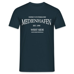 T-Shirt WestSide - Männer T-Shirt