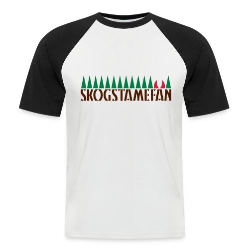 SKOGSTAMEFAN T-shirts - Kortärmad basebolltröja herr