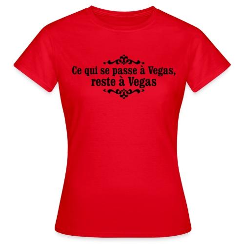 Very Bad Trip - T-shirt Femme