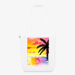 Palmier hawaïen - EarthPositive Tote Bag