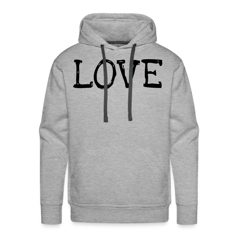 love liebe valentinstag geschenk freund geburtstag hoodie spreadshirt. Black Bedroom Furniture Sets. Home Design Ideas
