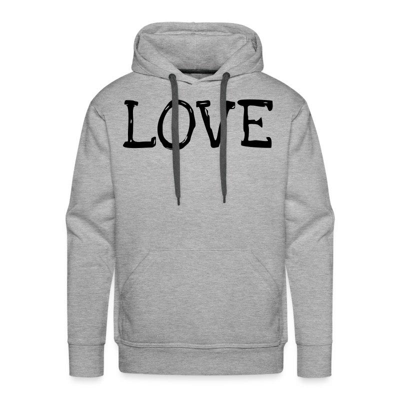 love liebe valentinstag geschenk freund geburtstag kapuzenpullover spreadshirt. Black Bedroom Furniture Sets. Home Design Ideas