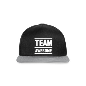 Team Awesome Snapback cap - Snapback cap