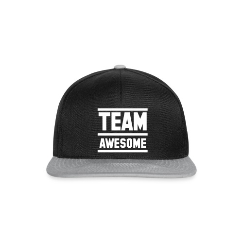 Team Awesome Snapback cap - Snapback cap