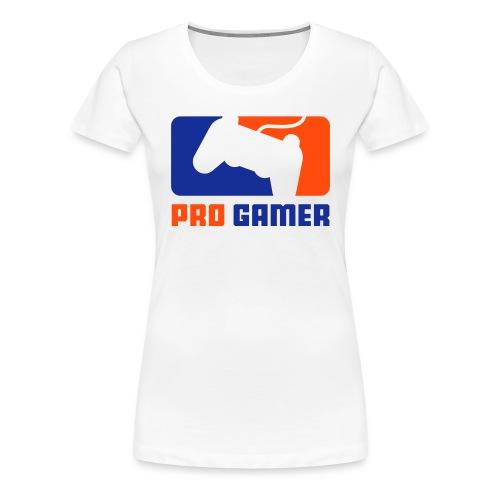 ProGamer - Vrouwen Premium T-shirt