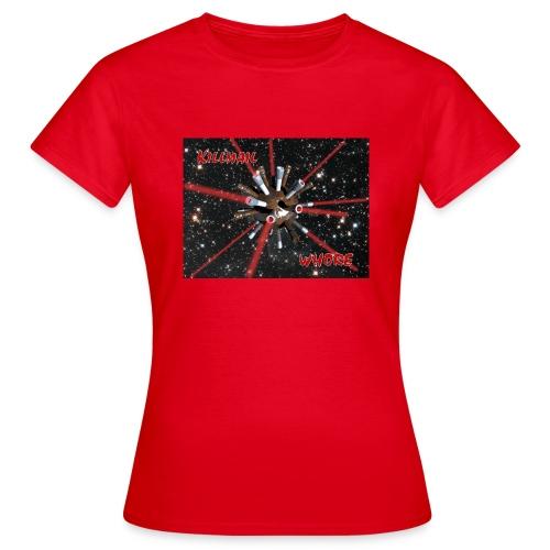 Killmail Whore 2 - Frauen T-Shirt