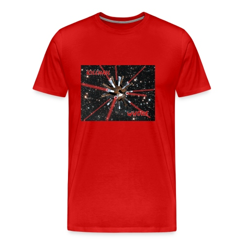 Killmail Whore 2 - Männer Premium T-Shirt
