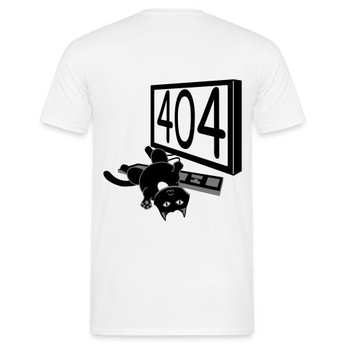 Cät & Keyboard - Männer T-Shirt