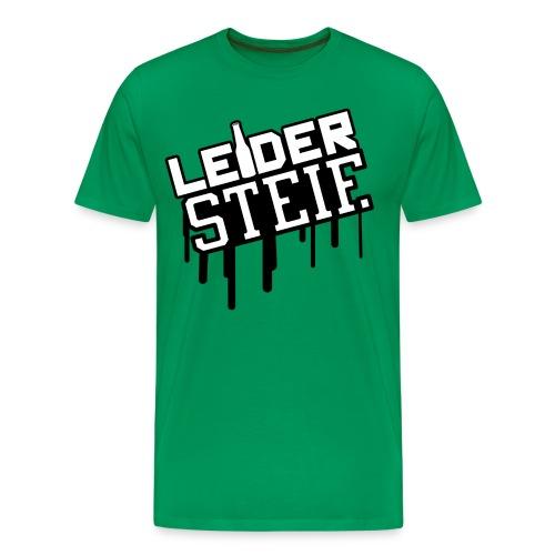 Leider Steif T-Shirt - Männer Premium T-Shirt