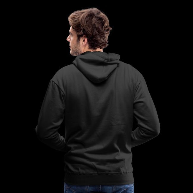 Mannen Sweaters met Capuchon (Witte Logo)