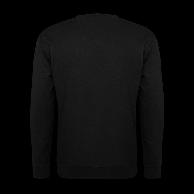 Mannen Sweater (Witte Logo)