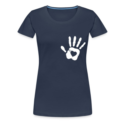 Cheeky Touch - Women's Premium T-Shirt