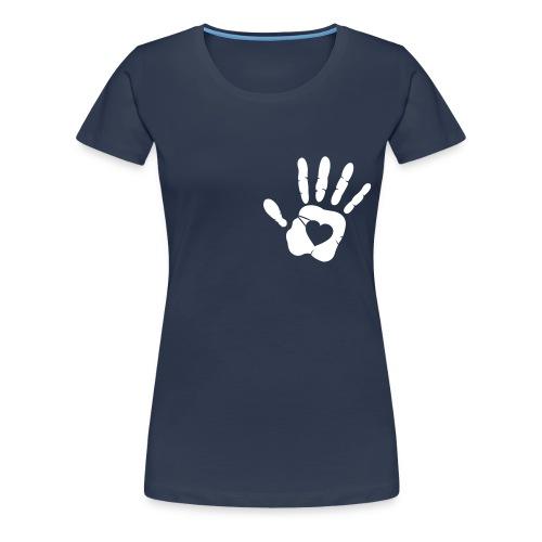 Cheeky Touch - Women's Premium T-Shirt