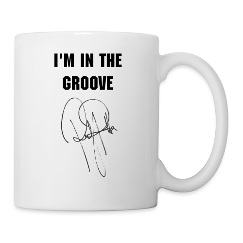 Rudy Rotta - I'm in the Groove Tasse - Tasse