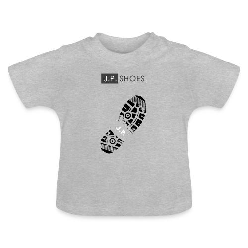 Baby T-Shirt - Stiefel,Stern,Sport,Sohle,Schuhe,Schuh,Marke,Liebe,Kleidung,Grafik,Gefühle,Fashion,Design,Clothes