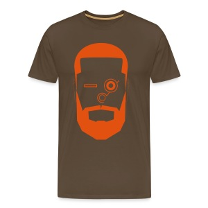 mr beard - Men's Premium T-Shirt