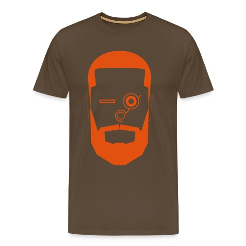 mr beard - Men's Premium T-Shirt