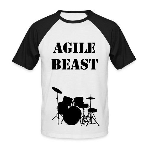 Agile Beast T-Shirt - Men's Baseball T-Shirt