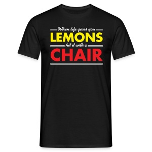 Lemons (Men) - Men's T-Shirt