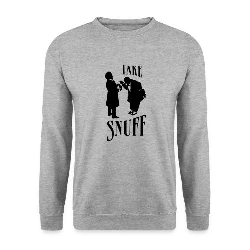 Take Snuff - Men's Sweatshirt
