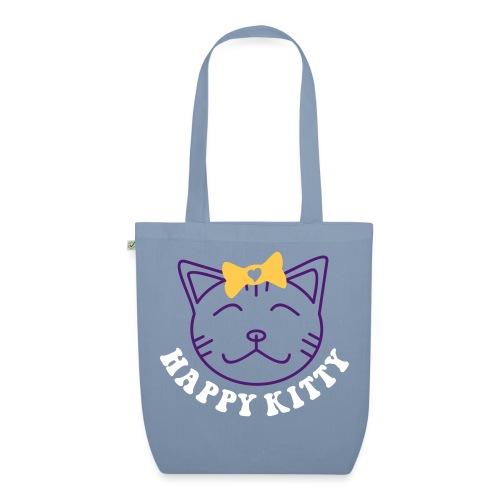 HAPPY KITTY - Bio-Stoffbeutel
