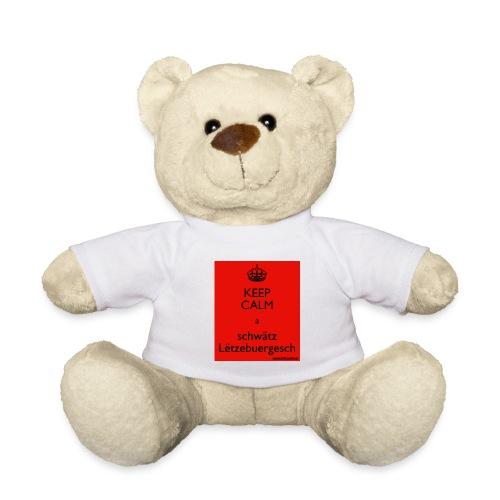 Petzi Schwätz Lëtzebuergesch - Teddy