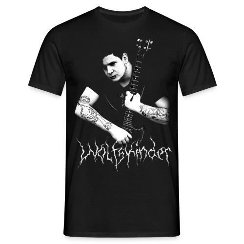 Guitar Shirt Herren - Männer T-Shirt