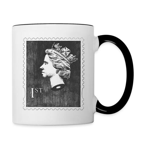Beheaded Mug - Contrasting Mug