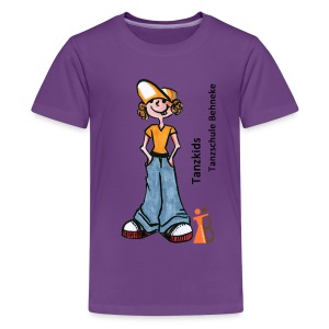 Tanzkids 9-11 Jahre - Teenager Premium T-Shirt
