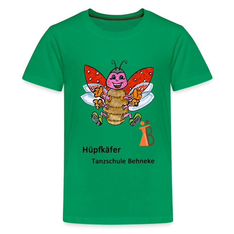 Hüpfkäfer 5-7 Jahre - Teenager Premium T-Shirt