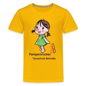 Pampersrocker u3 Jahre - Teenager Premium T-Shirt