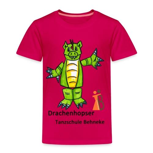 Drachenhopser 7-9 Jahre - Kinder Premium T-Shirt