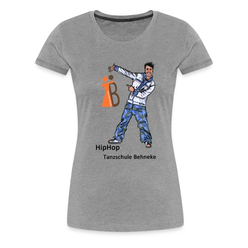HipHoper  - Frauen Premium T-Shirt