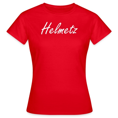Damen T-Shirt Helmetz - Frauen T-Shirt