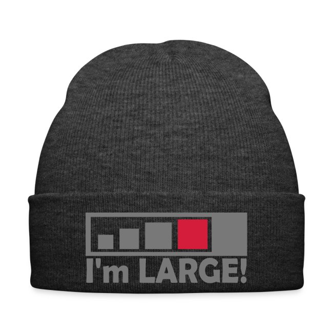 Mütze - Large