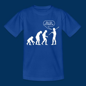 Annoying Evolution (Teen) - Teenage T-shirt