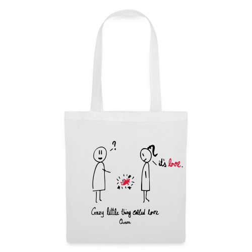 Crazy Little Thing - Tote Bag