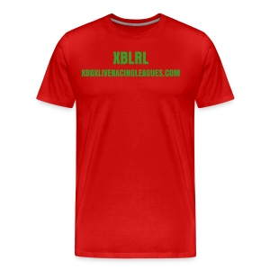 Xblrl Official T Shirt - Men's Premium T-Shirt