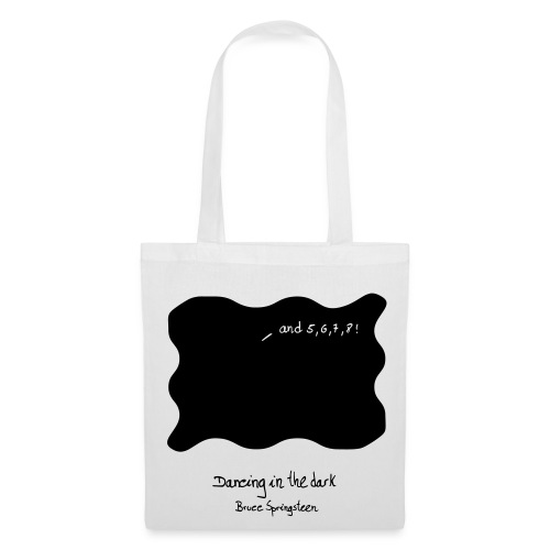 Dancing in the Dark - Tote Bag