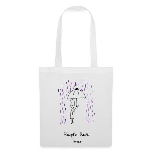 Purple Rain - Tote Bag