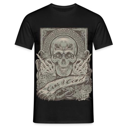 Cuz I Can! mexican - Männer T-Shirt